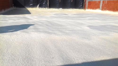 izolatie acoperis cu spuma poliuretanica in sibiu