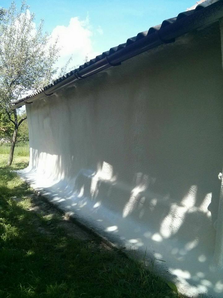 izolatie cu spuma poliuretanica sibiu